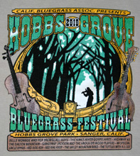 2010 Hobbs Grove T-Shirt